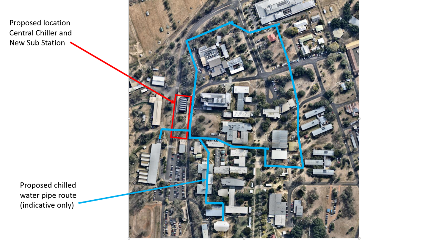 New project will turn hot sunshine into cold water - Gatton Campus ...