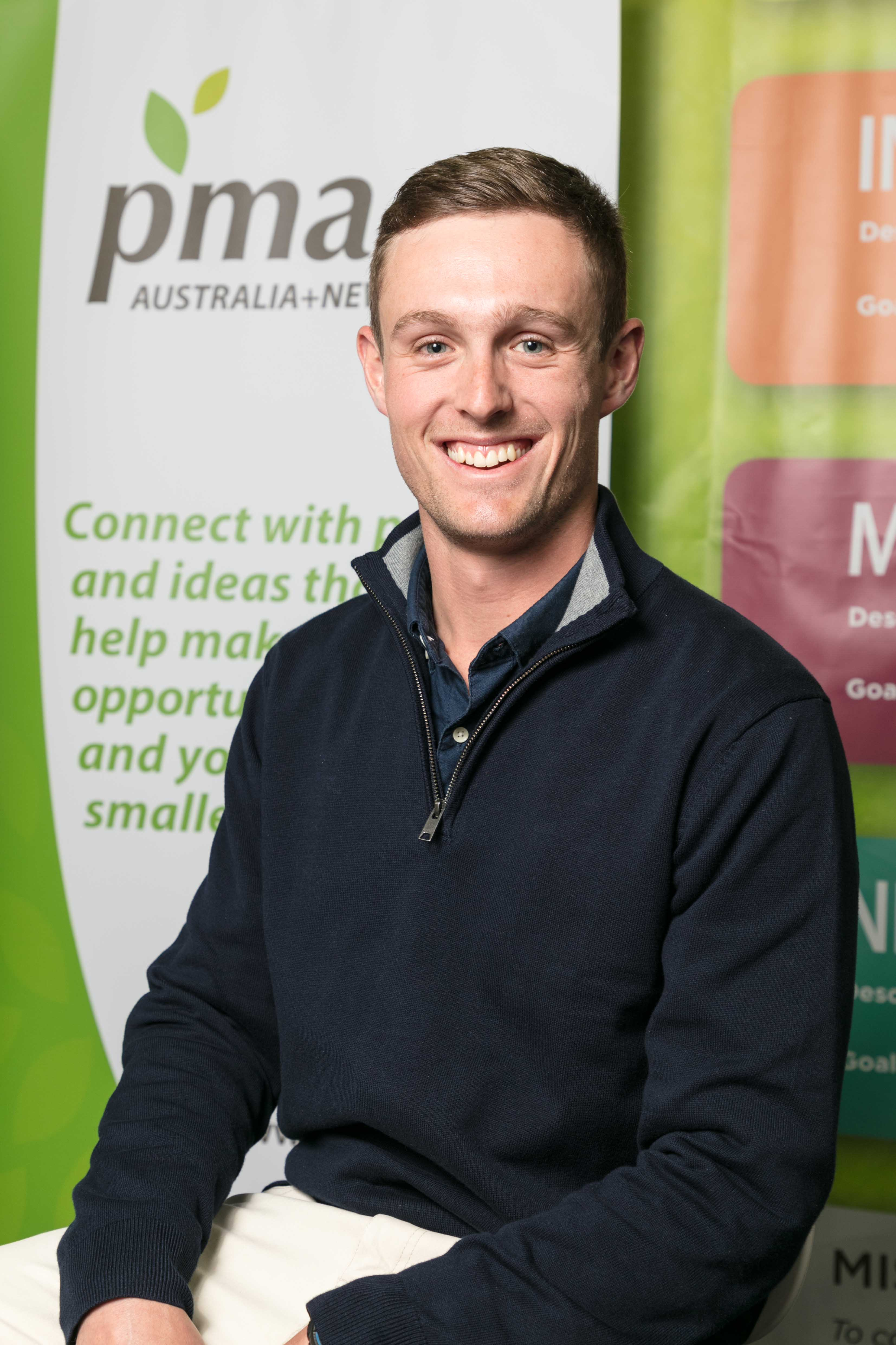 UQ's Ben Choice will be attending Asia Fruit Logistica this September.